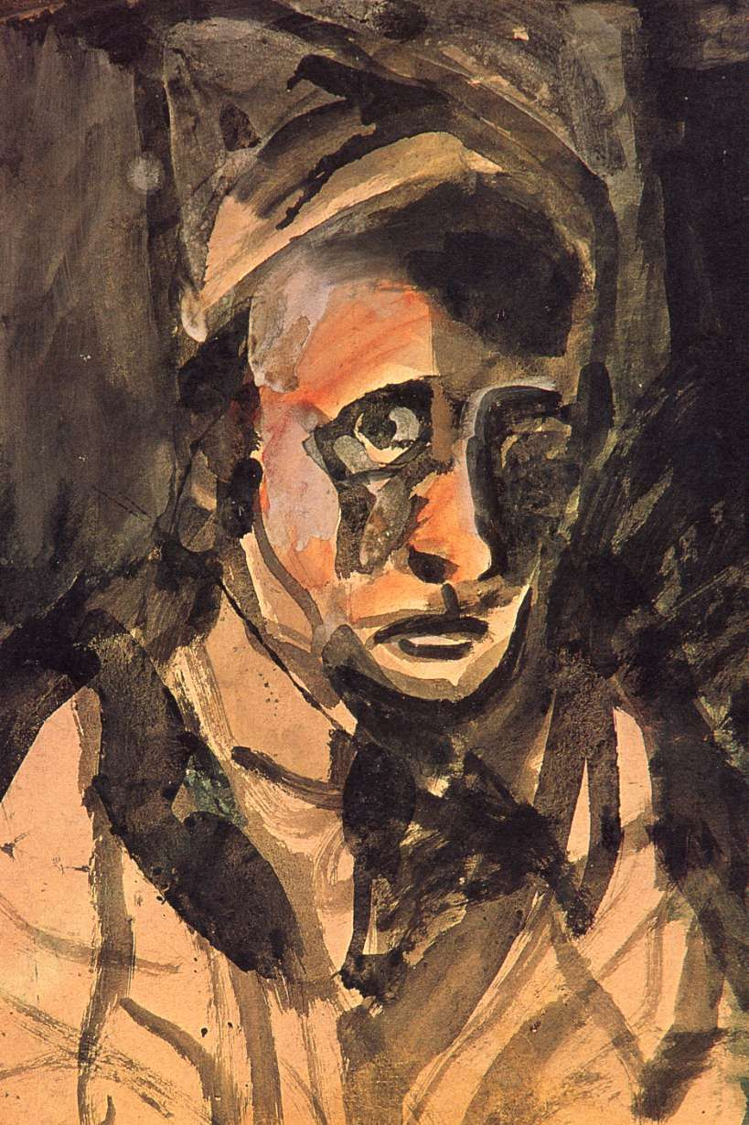 Georges Rouault Fauvism Outsider Art And Luc Tuymans