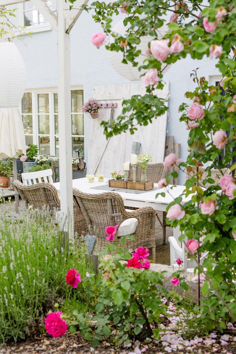 Erdbeer Melone Mocktail Rezept Hinterhofbeleuchtung Garten Anlegen Und Mediterraner Garten