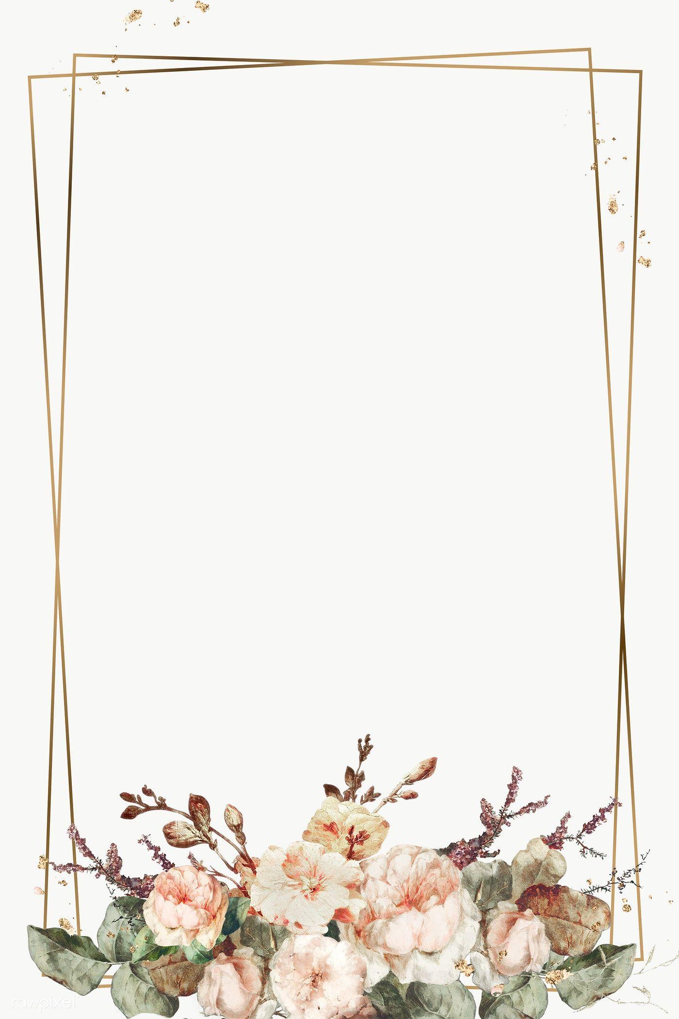 Pin By ام خليل المهنا On Png Vintage Floral Backgrounds Flower Background Wallpaper Floral Background