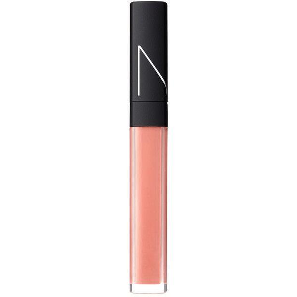 NARS Lip Gloss, Vida Loca 0.18 oz (6 ml) (210 SEK) ❤ liked on Polyvore featuring beauty products, makeup, lip makeup, lip gloss, lip shine, shiny lip gloss, nars cosmetics and lip gloss makeup