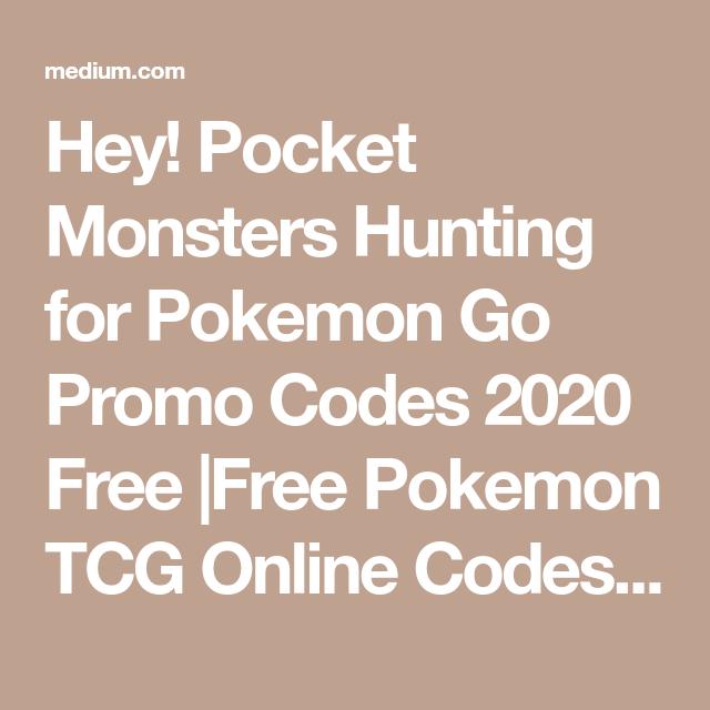 Pin On Pokemongopromocode