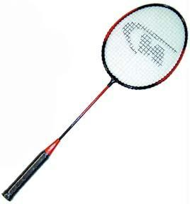 The Cps Group Tempered Steel Badminton Racket Carbon Fiber Composite