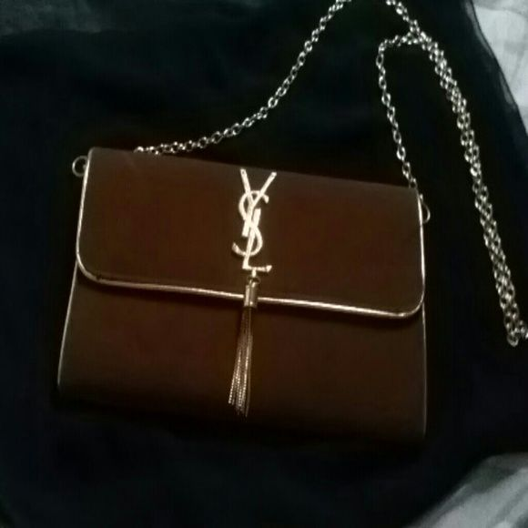 Fake Ysl Bag Reserved For Lexykm Only Worn Once In Perfect Condition Bags