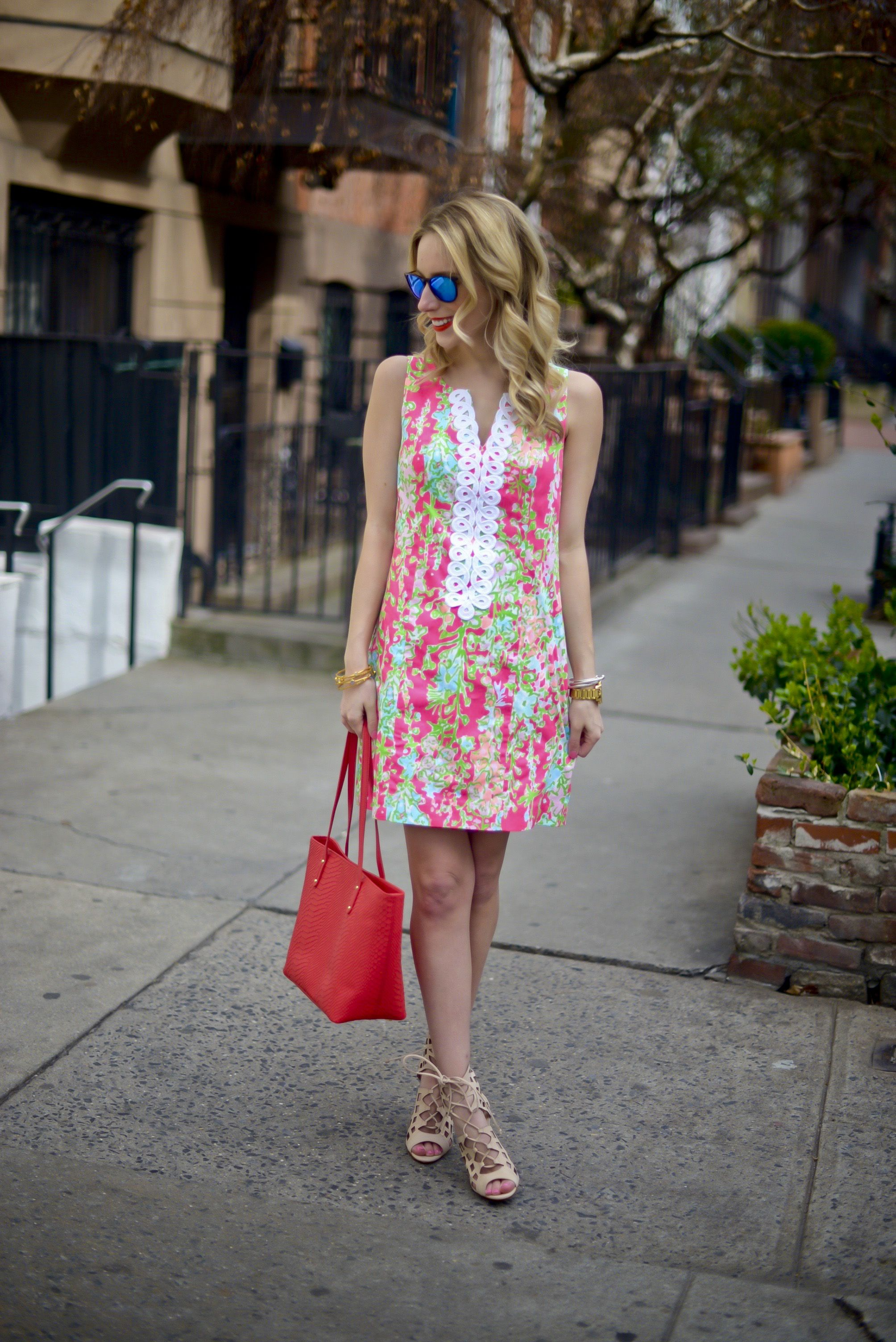 to wear - Inspiration Inspirationfashion lilly pulitzer spring video