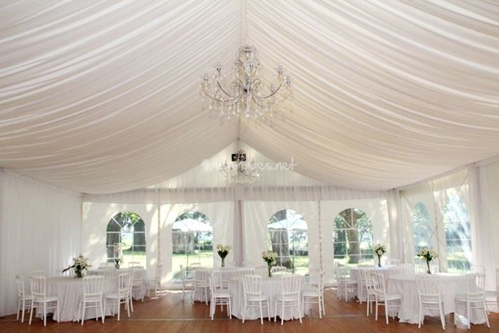 1000 images about salle de mariage on pinterest receptions 60th birthday party and wedding - Voile Hivernage Mariage