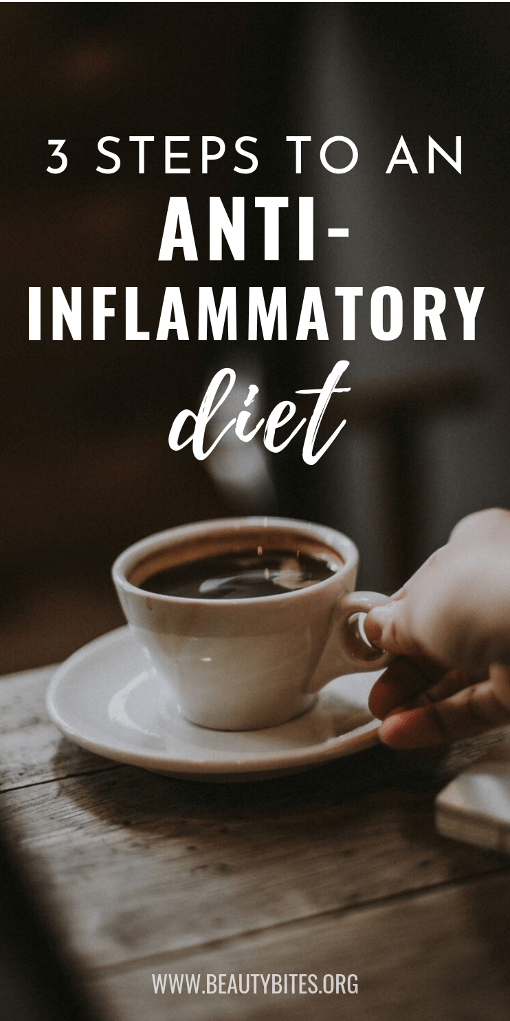 Photo of 3 Steps To An Anti-Inflammatory Diet – Beauty Bites