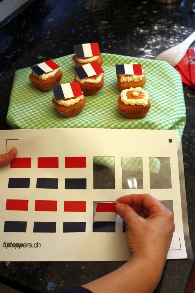 small french flag to print  Bing images  French Food Booth