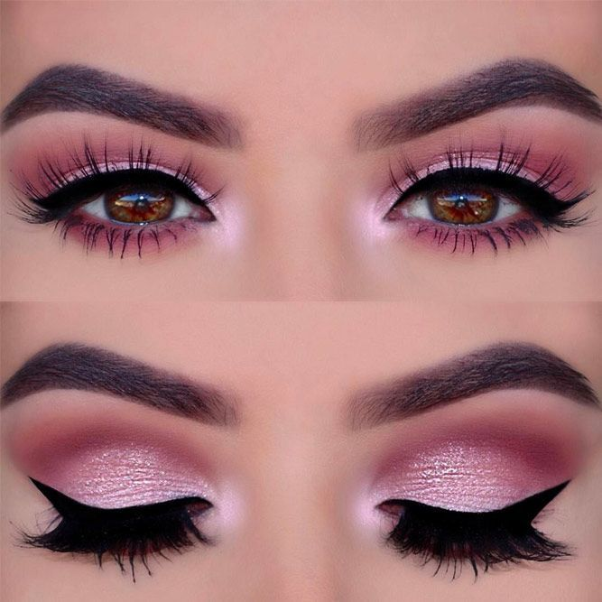 Eyeshadow For Brown Eyes: Embrace Your Inner Makeup Artist | Glaminati.com