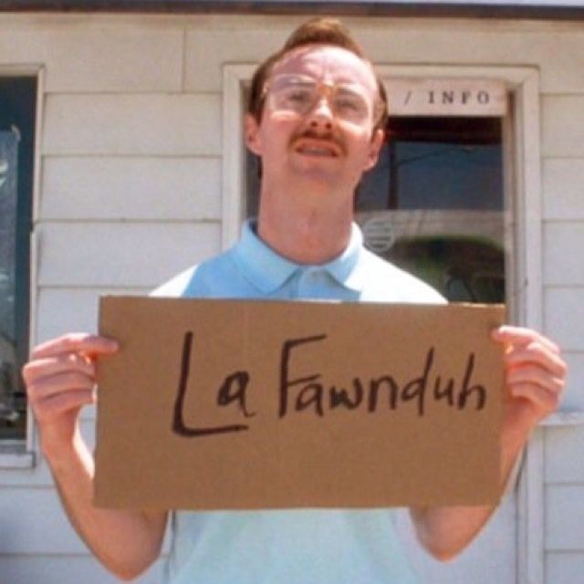 Napoleon Dynamite Kip Waiting For La Fawnduh Lol