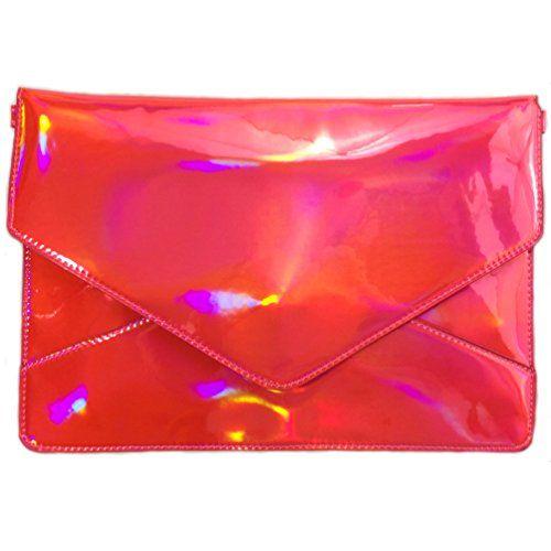 16 Holo Gorgeous Pink Holographic Envelope Crossbody 16 http://www.amazon.com/dp/B00MH6BSXI/ref=cm_sw_r_pi_dp_YJO1vb0KWG1RP