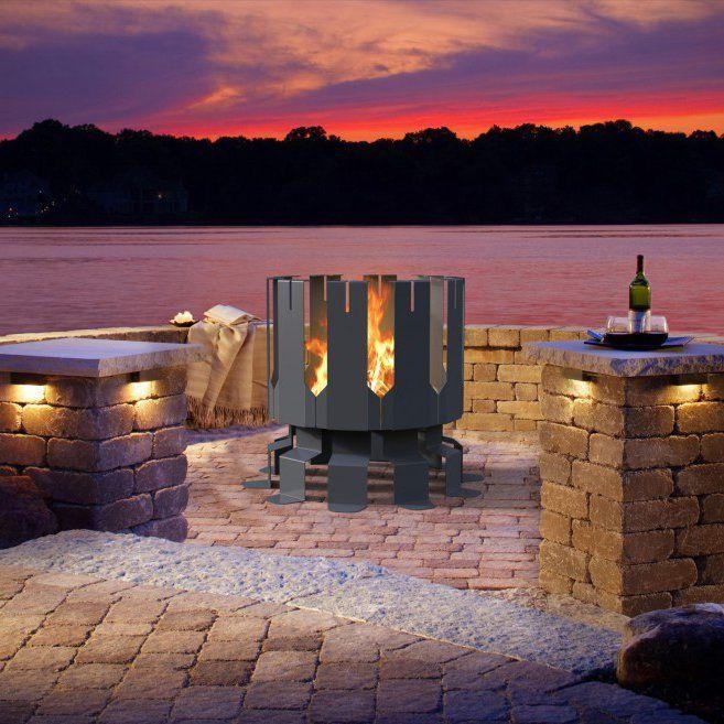 Ion Fireplace by Decorpro