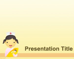 Pediatrician PowerPoint Template is a free medical PowerPoint ...