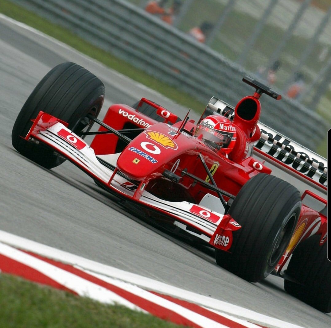 Gentlemen Choice Machael Schumacher F1 Champion Driver Scuderia Ferrari In 2020