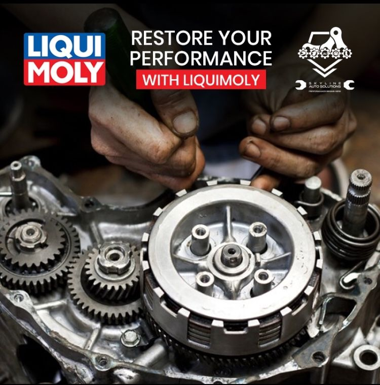 A clean engine can give a better performance output, now it's easy to clean your engine with Liqui Moly engine flush shooter.  #Skyline #SkylineAuto #SkylineAutoSolutions #bikeservicing #bikerestoration #outdoorservicing #roadsidemaintenance #motorbikeservicing #servicecentre #bikeshop #loveforride #loveforbike #bikeporn #LIQUIMOLY #yamahar15 #motorbike #performance #biker #bikeholi