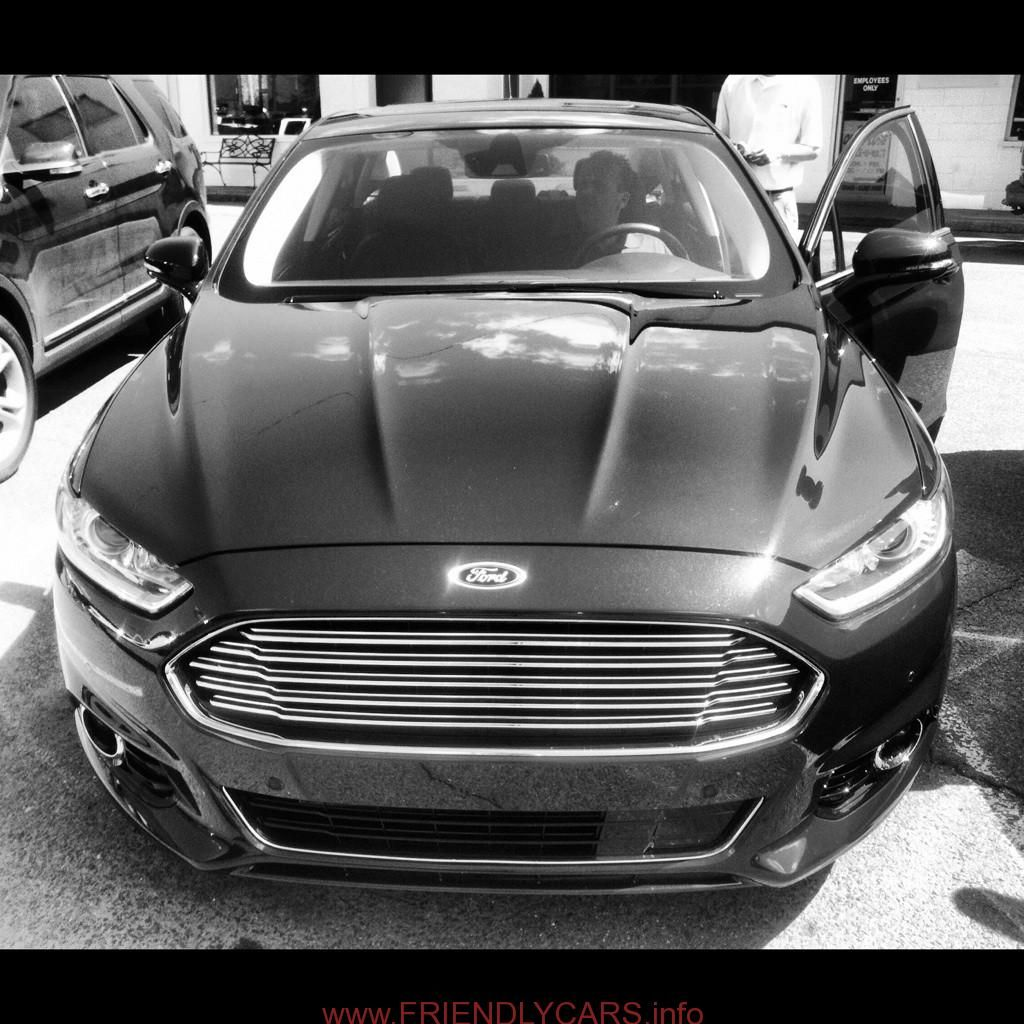 Awesome ford fusion 2013 blacked out car images hd latest 2013 ford fusion buzz