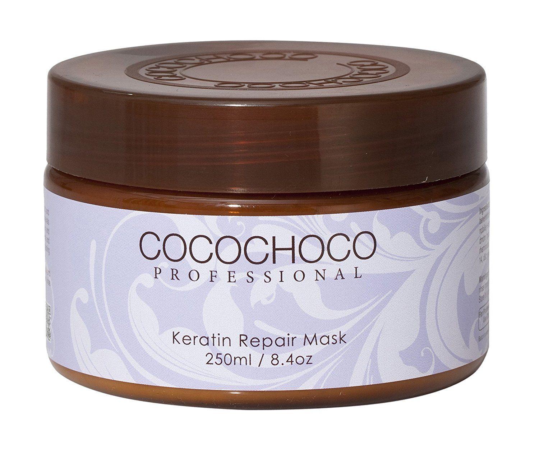 COCOCHOCO Keratin Repair Mask 17 Fl Oz / 250ml 6 Units