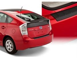 Prius C Rear Bumper Protector By Toyota Toyota Prius Toyota Car