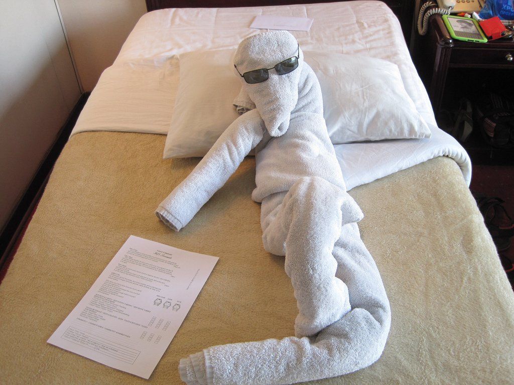 Picture Collection Website How To Do Cute Towel Foldings u Other Creative Ways To Fold Towels To Impress Your Guests