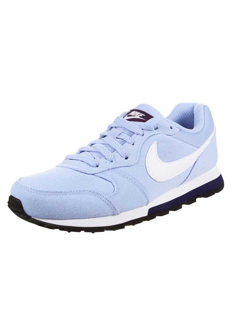 b4c525aa85030 Zapatilla Celeste Nike Wmns Md Runner 2 - Comprá Ahora
