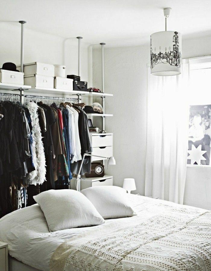 Stauraum Im Schlafzimmer Idee Wie Man Seine Kleider Aufbewahrt