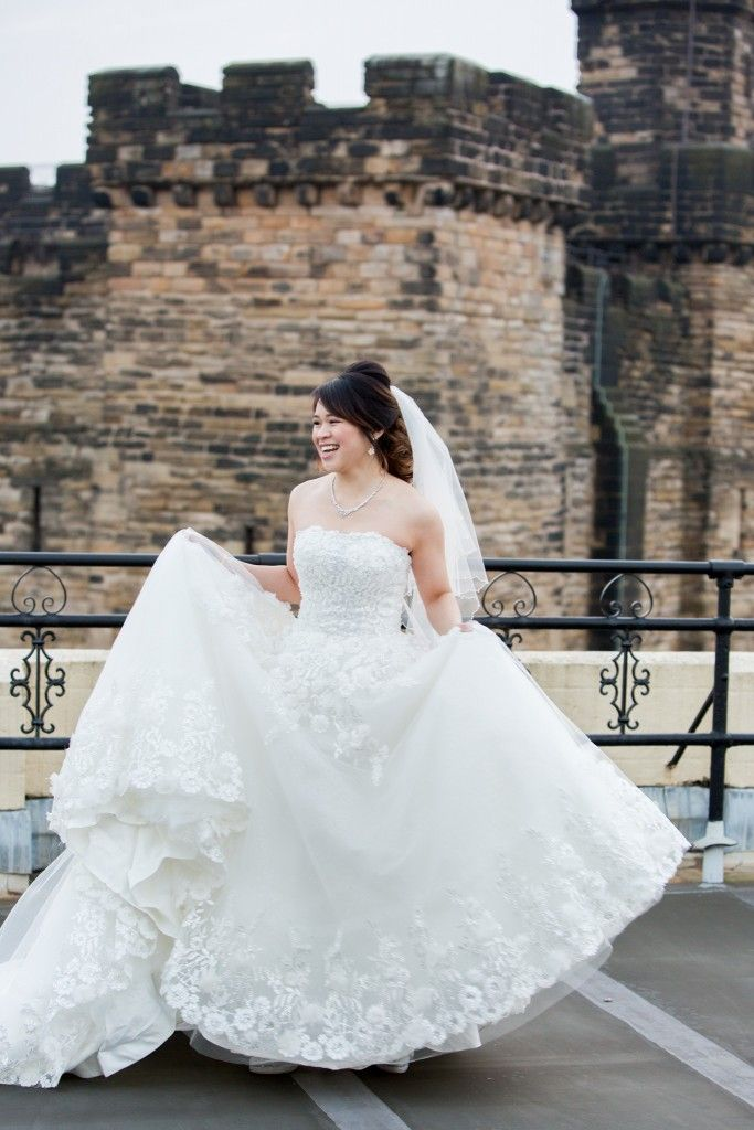 Chinese Wedding Chinatown Newcastle Upon Tyne Katie Byram Photography British