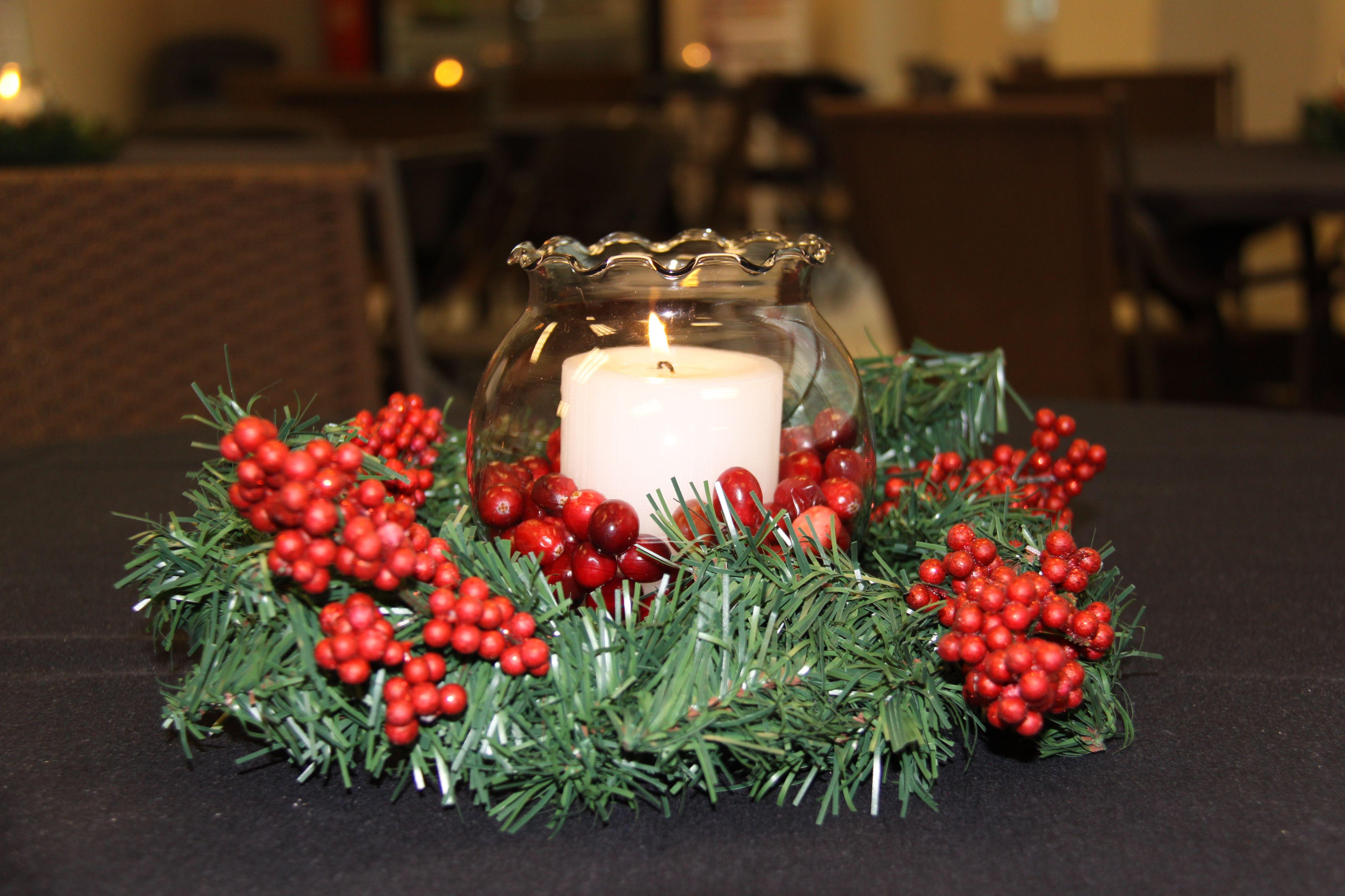 Holiday Centerpiece! | Yummy | Pinterest