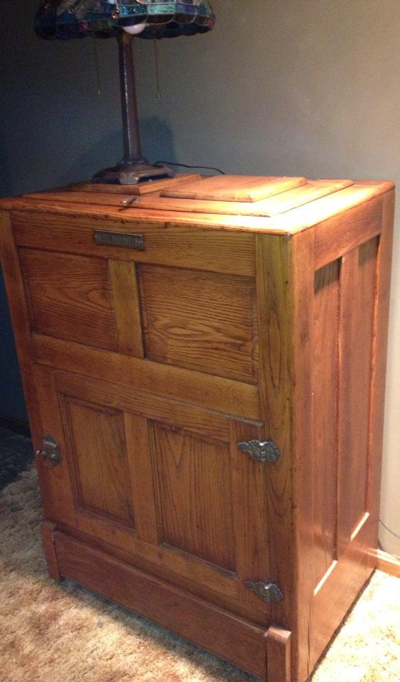 Furniture Antique Ice Box Brands Mcdougal Www Bilderbeste Com