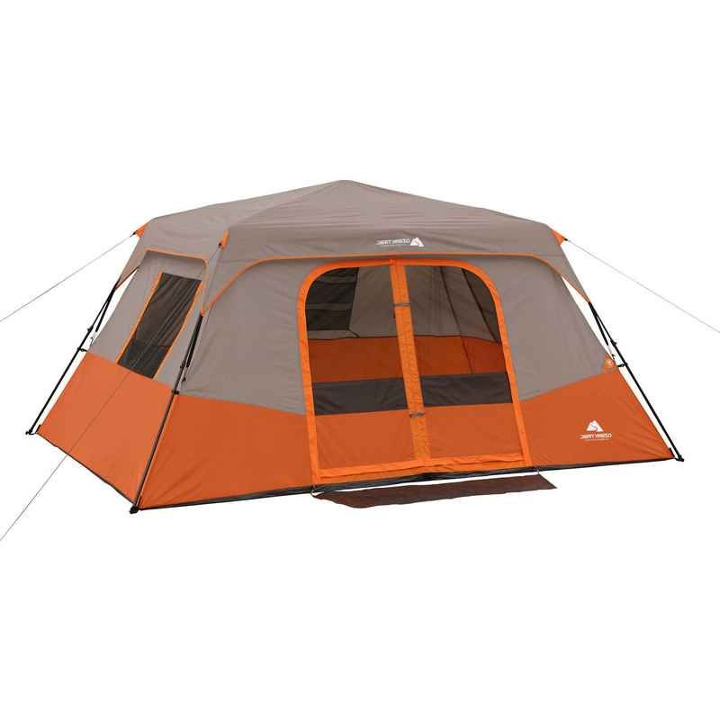 Review Coleman 8 Person Instant Tent Walmart