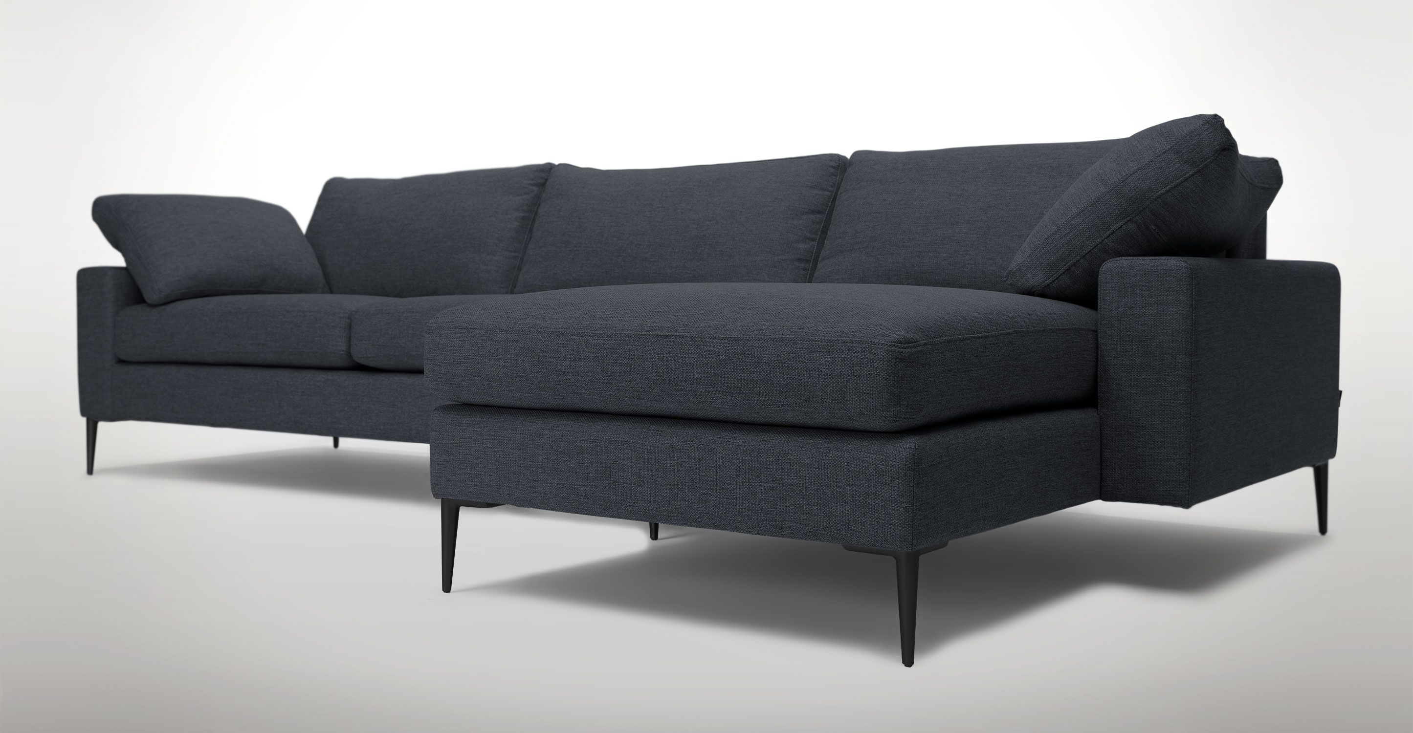 Lola 2 Piece Sectional Sofa from EQ3 A friend of mine has this