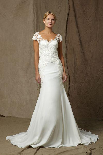 Lela Rose The Farm Size 3 Wedding Dress