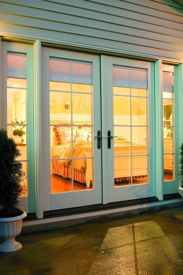 Pella Designer Series Patio Door