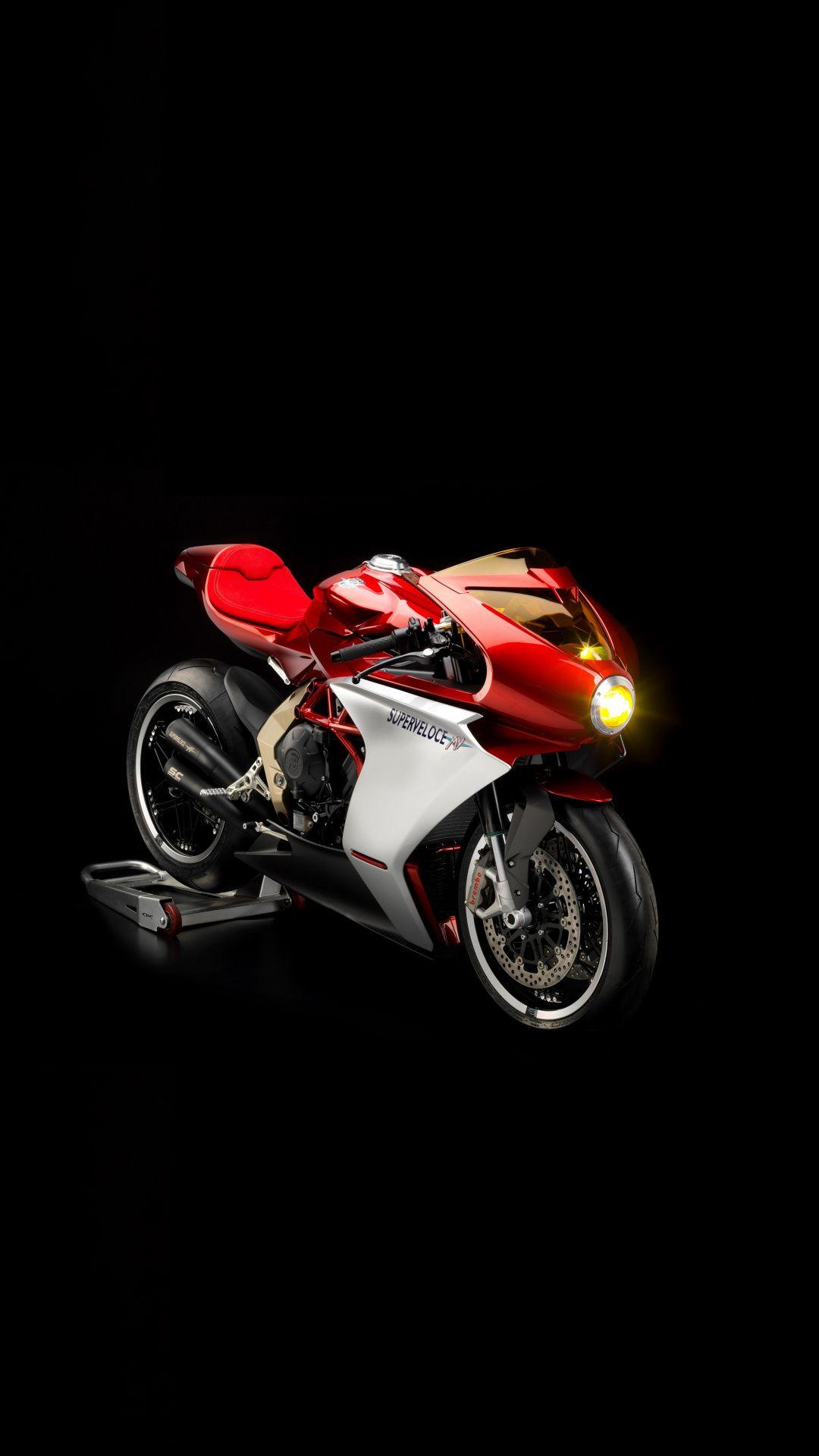 Sports Bike Mv Agusta Superveloce 800 Wallpaper Mobil Sport
