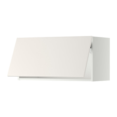 metod wandschrank horizontal wei veddinge wei zuk nftige projekte pinterest. Black Bedroom Furniture Sets. Home Design Ideas