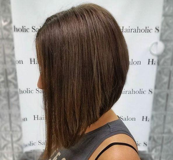High-Low Haircut For Girls | Dress in 2018 | Pinterest | Hair cuts ...