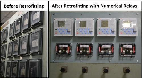 Electromechanical relay wiring wire center relay retrofitting services systemprotection provides complete rh pinterest com electromechanical relay wiring electromechanical relay circuit diagram cheapraybanclubmaster Choice Image