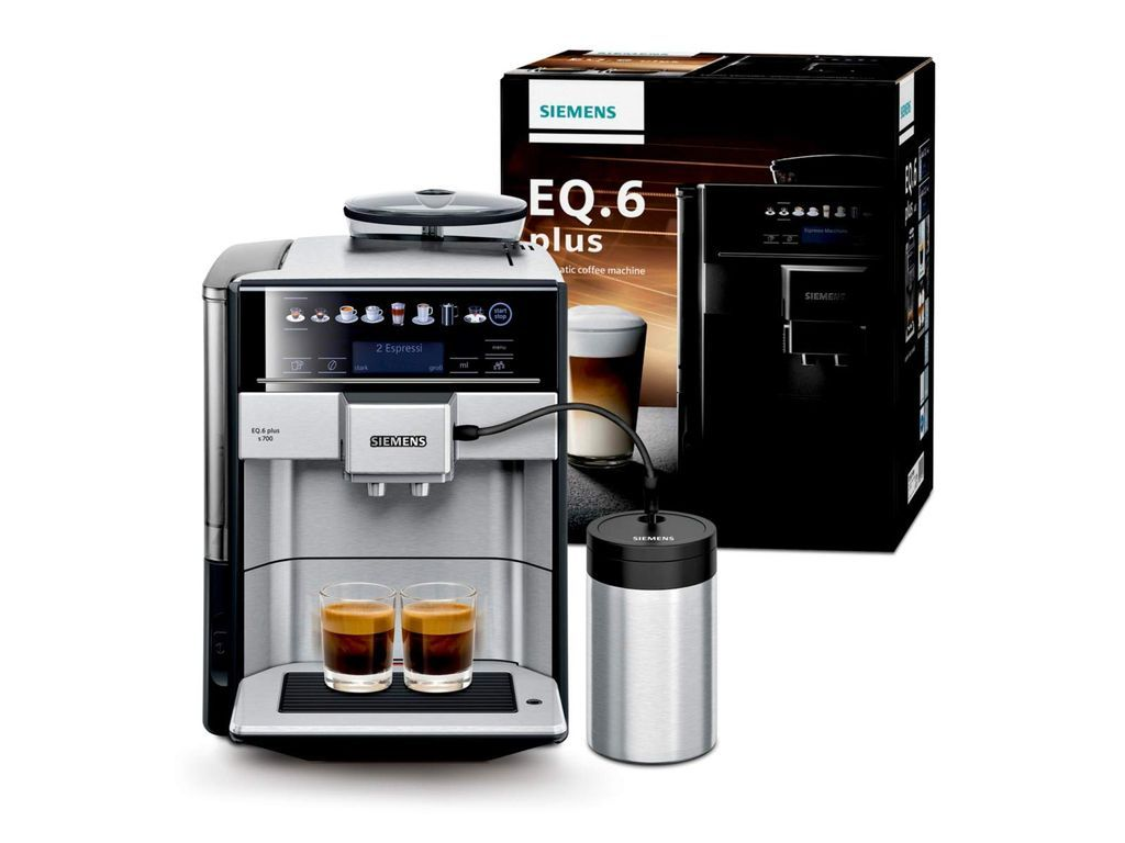 Siemens Te657m03de Fully Automated Coffee Machine Coffee Machine Coffee Cooking Kitchen
