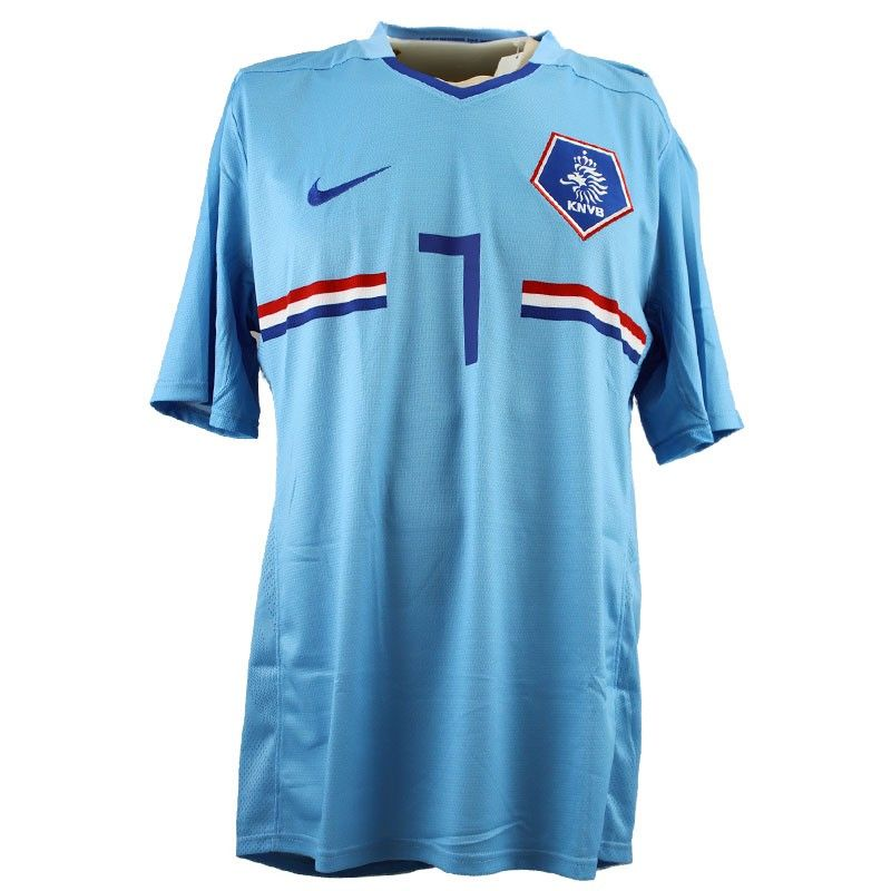 Holland football shirt 2008-2010 Robin van Persie XL (away - with tags)