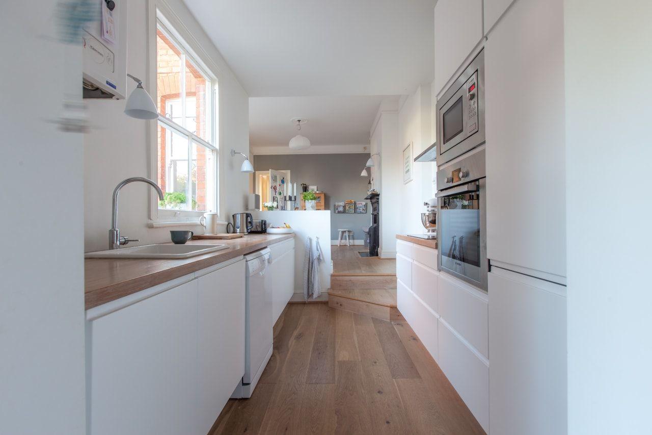 Küchenideen keine hängeschränke house tour a scandinavian style victorian in the uk in
