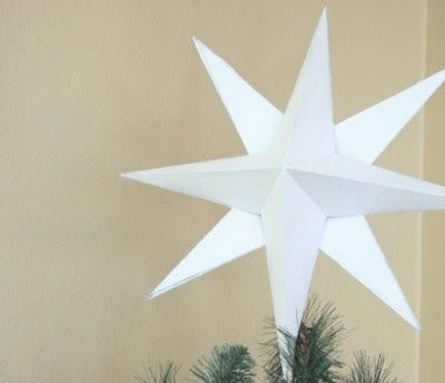 Michaels Dream Tree Challenge {DIY Tree Topper} Free printables