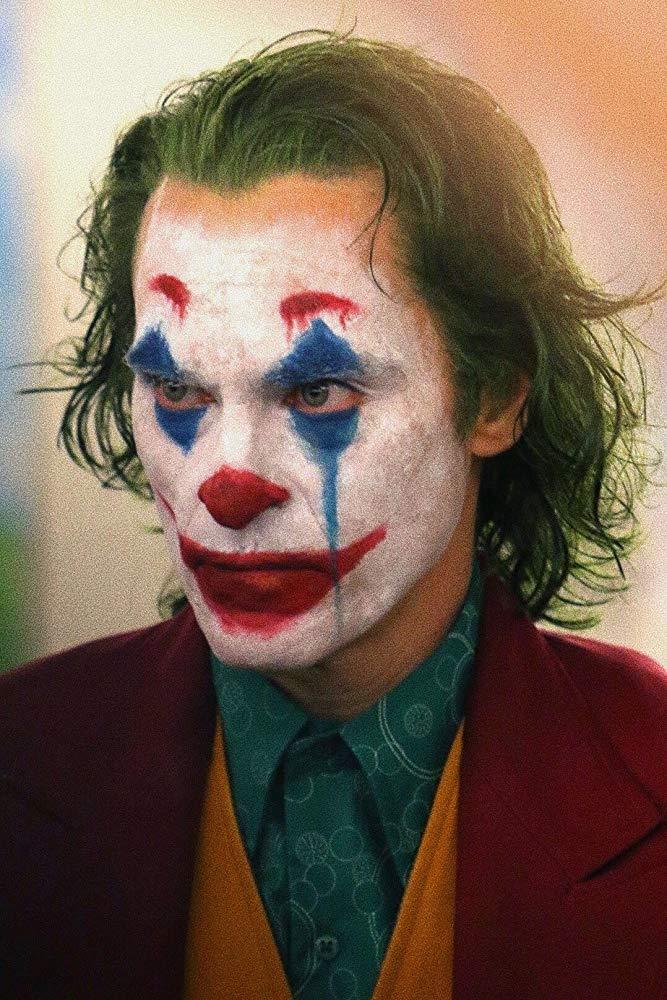Guason 2019 Joker Makeup Clown Makeup Joker Halloween