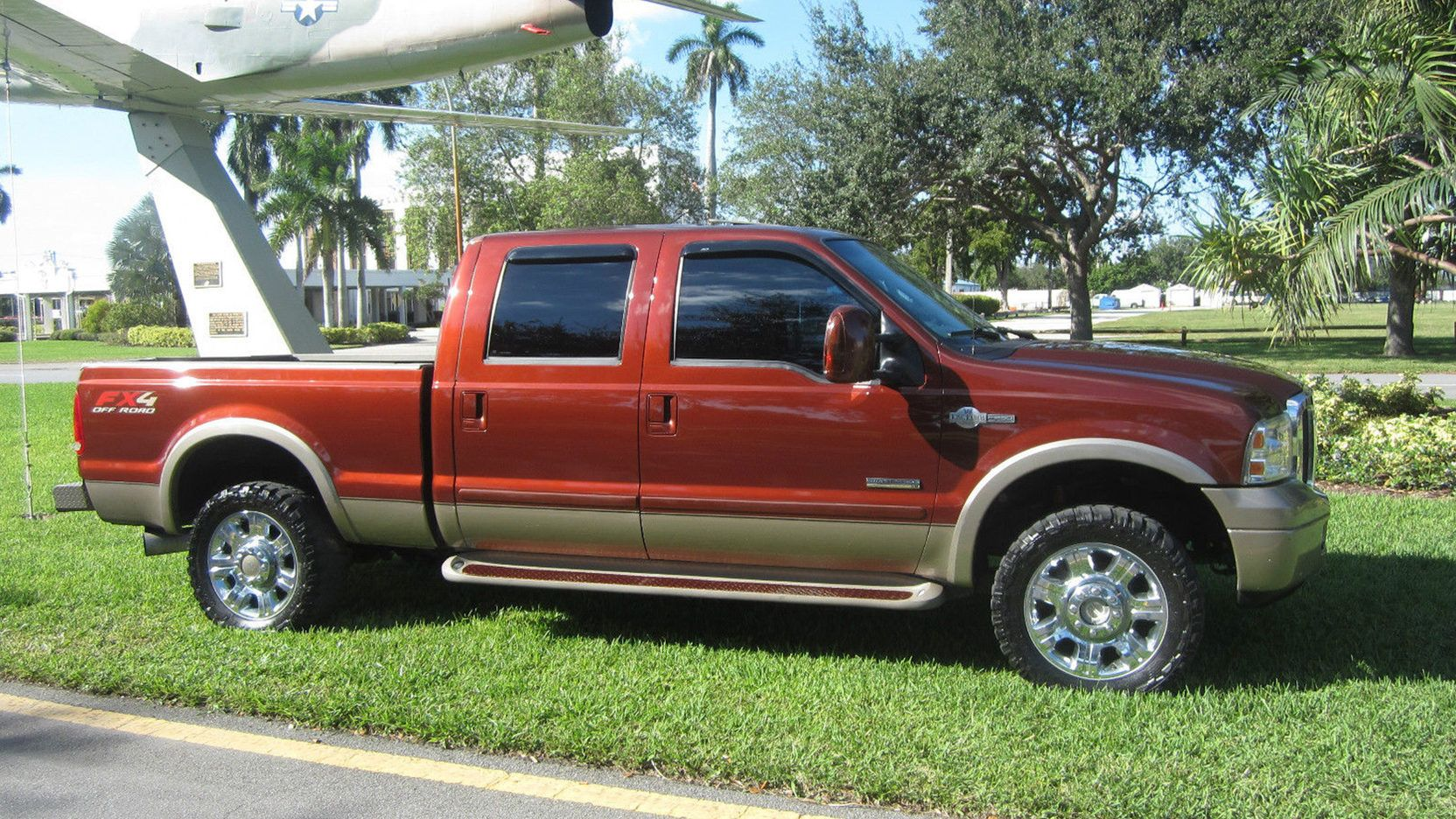 2007 ford f250 king ranch 1 print image