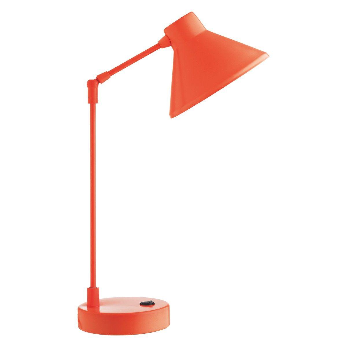 Bobby fluorescent orange metal desk lamp buy now at habitat uk bobby fluorescent orange metal desk lamp buy now at habitat uk 15 geotapseo Gallery