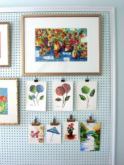 Photo of #Archives #Art #display #Laura #organization #Pegboard