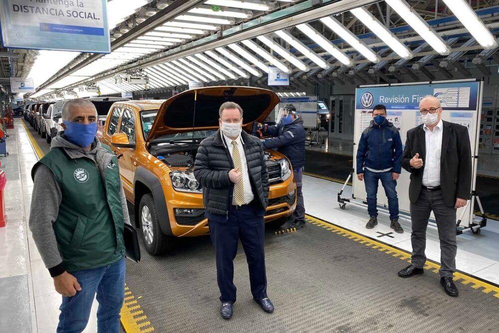 Las Automotrices Vuelven Fabricar Vehiculos En 2020 Vehiculos