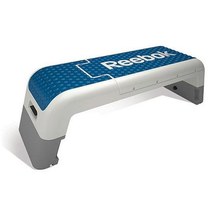 Reebok Deck I Have The Ordinary Step Up Bench But I Would Really Like To Try This One No Equipment Workout Reebok Massage Therapy Rooms