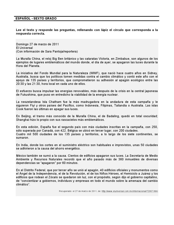 Cuadernillo de actividades - FORTALECIMIENTO DE LA COMPRENSION ...