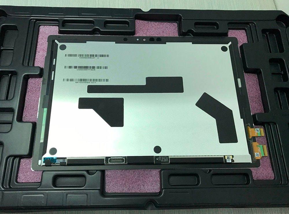 NEW original For Microsoft surface pro 5 Model 1796 LP123WQ1