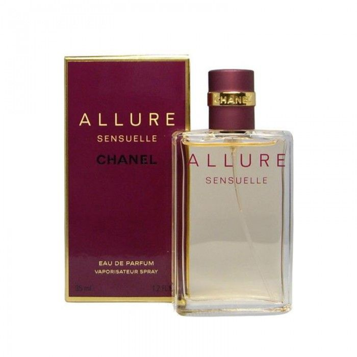 2a51c6a7d501de CHANEL ALLURE SENSUELLE EAU DE PARFUM 35ML   Perfumes, candles, and ...