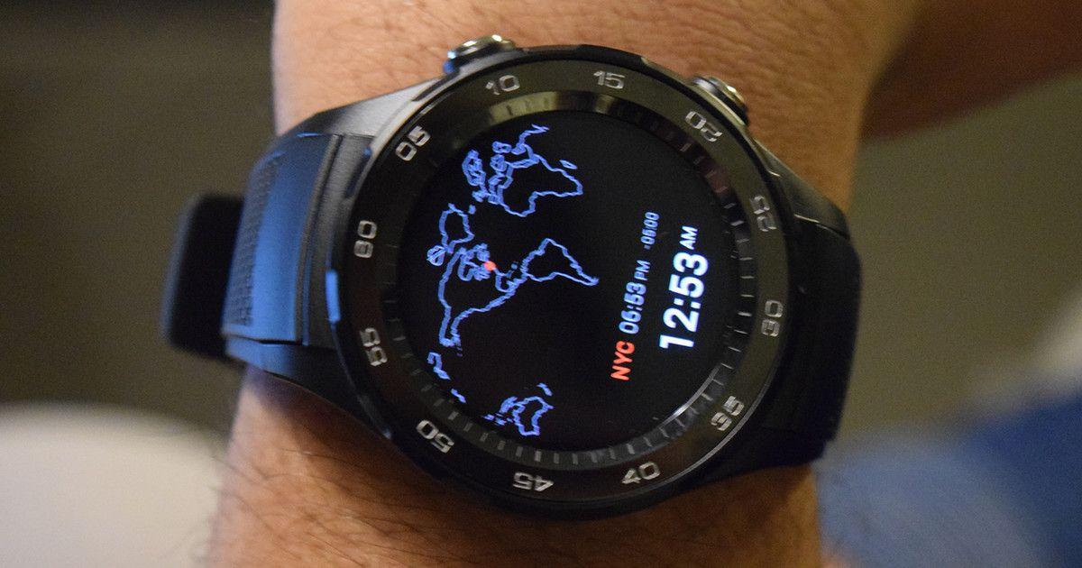 Huawei Watch 2 Sport Vs Huawei Watch 2 Classic Spec Comparison Digital Trends Huawei Watch Huawei Digital Trends