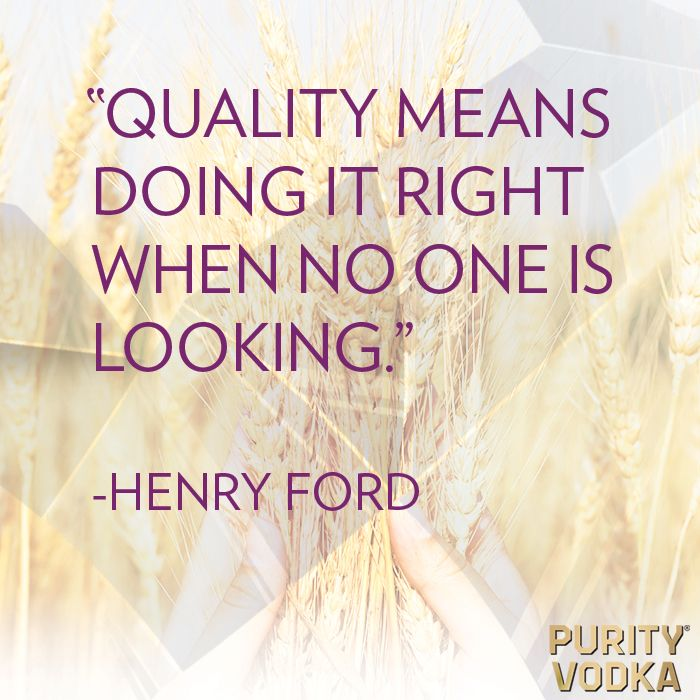 Quality Of Work Quotes: Doing It Right When No One Is Looking